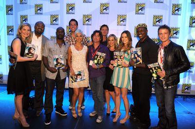 Summer Glau at Comic-Con San Diego - July 23, 2010