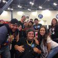 Summer Glau at Comicpalooza