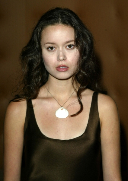 Summer Glau at FOX 2002 TCA after party at Sky Bar