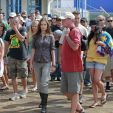 Summer Glau On setof TSCC filming episode 2x03 'The Mousetrap' on July 29, 2008