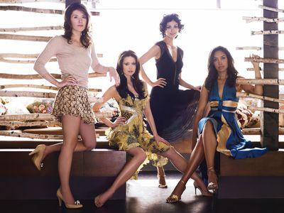 The women of 'Serenity' Photo Shoot