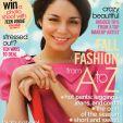 Vanessa Hudgens is on cover of Teen Vogue Magazine September 2008