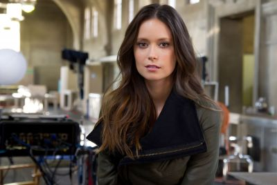 Summer Glau for The Human Preservation Project, photographed by John Sciulli