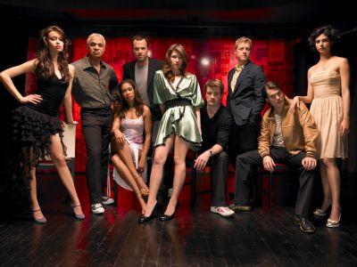 Serenity' Cast Photo Shoot