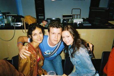 HMV Cast Signing Edinburgh - August 24, 2005