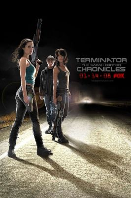 Terminator: The Sarah Connor Chronicle poster with Summer Glau