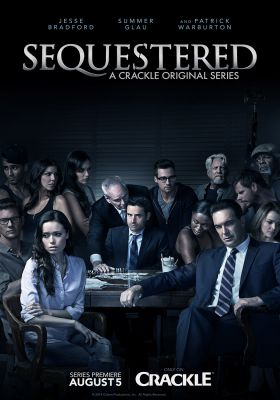 Summer Glau plays a jury member in Crackle's new legal drama Sequestered
