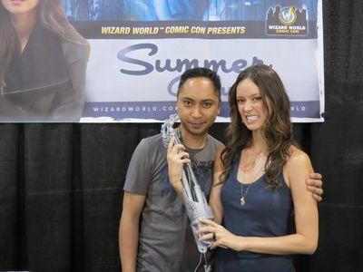 Wizard World Philadelphia Comic Con - Summer Glau
