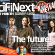 ScifiNow Issue #4