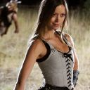 Summer Glau as Gwen in Knights of Badassdom