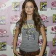 Summer Glau at WonderCon San Francisco - March 1st 2009