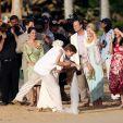 Deadly Honeymoon On Set Photos