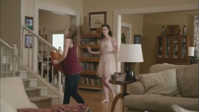 Help for the Holidays - Summer Glau executes dance steps