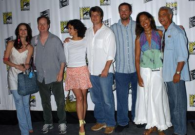 San Diego Comic Con - July 16, 2005