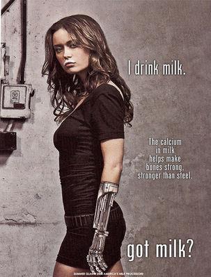 Got Milk? advertising campaign 2008