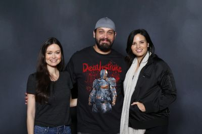 Images of Summer from the Cincinnati Comic Expo Photo Ops