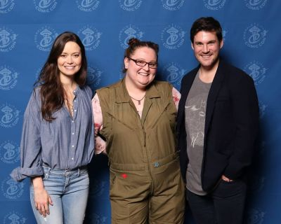 Summer attends day 2 of Emerald City Comic Con