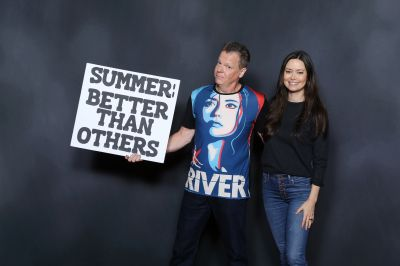UHQ images of Summer at Cincinnati Comic Expo