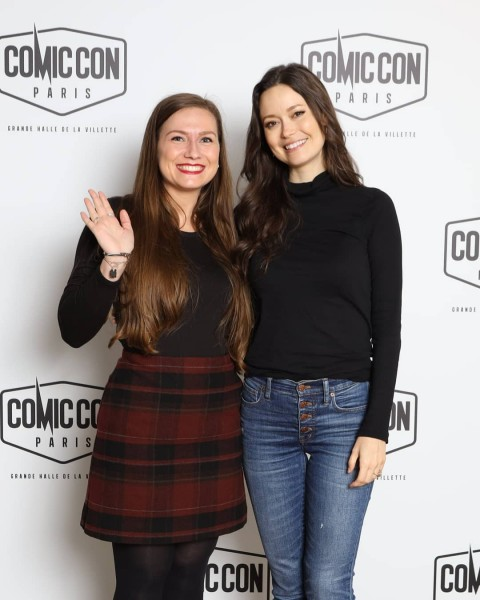 Images of Summer's last day at Comic Con Paris
