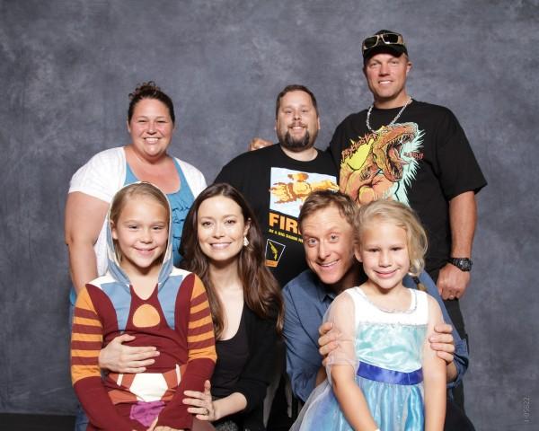 UHQ Photos of Summer Glau from MegaCon Orlando 2015