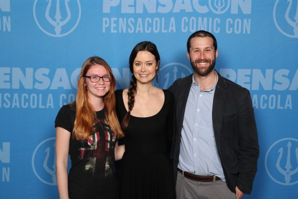 Images of Summer Glau from the Pensacon professional Photo Ops