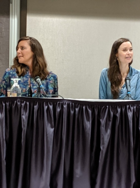 WhedonCon > The Modern Heroine panel