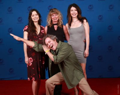 Wizard World Chicago 2017 with Jewel Staite and Summer Glau.
