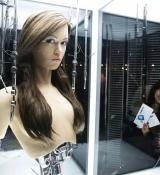 Cameron Bust - Tokyo Terminator Exhibit
