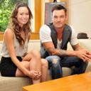 Summer Glau with costar Brian Austin Green give an interview to Japan website dramanavi.net to promote the Blu-ray and DVD release of Terminator: The Sarah Connor Chronicles season 2 in Japan