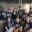 Photo op with Summer Glau at Salt Lake Comic Con FanX.