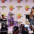 Summer Glau's panel at Paradise City Comic Con