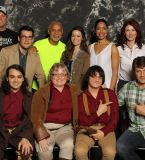 As a Browncoat, some of my best memories are meeting 'My Crew'. The opportunity to see the reunion panel in Dallas and get this almost complete Crew Shot was more than I could ever believe would happen