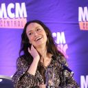 Firefly panel with Summer Glau and Sean Maher at MCM London Comic Con