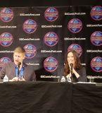 Summer Glau panel at Garden State Comic Fest