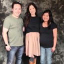 Laura and I got to meet Summer Glau today at Belfast Comic Con, she was awesome.