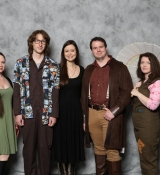 Our awesome photo op with the always stunning Summer Glau!