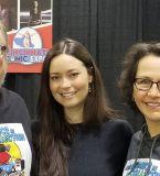 Summer Glau digs 'Cool Comics'