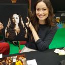 Got to meet the amazing Summer Glau and she was so nice