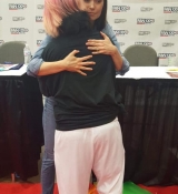 Emotional meeting with Summer at Fan Expo Dallas