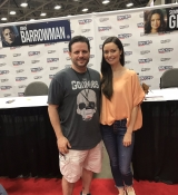 Photos: Summer Glau meets her fans at FAN EXPO Dallas
