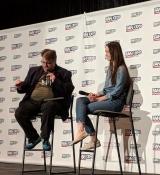 Photos: Summer Glau panel at FAN EXPO Dallas