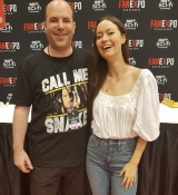I kind of fell in love with Summer Glau from Wu Assassins