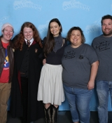 Summer Glau photo ops - GalaxyCon Louisville Day 2