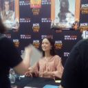 First images of Summer Glau from MCM Hannover Comic Con