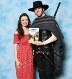 Summer Glau meets Samurai Cowboy!