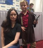 No power in the verse!!! Shiny times with Summer Glau at MegaCon Tampa Bay!