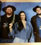 When you get to meet one of your favorite Actresses Summer Glau. I hope you enjoy the book and thank you for making this con!