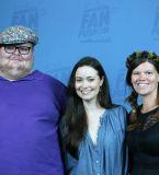 My friend and I got to meet Summer Glau<br />