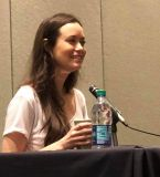 Summer Glau : Firefly was my family and changed my life, but playing a Terminator is awesome because I get to throw men around with ease.