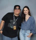 It was so cool meeting you Summer Glau at the Motor city Comic Con